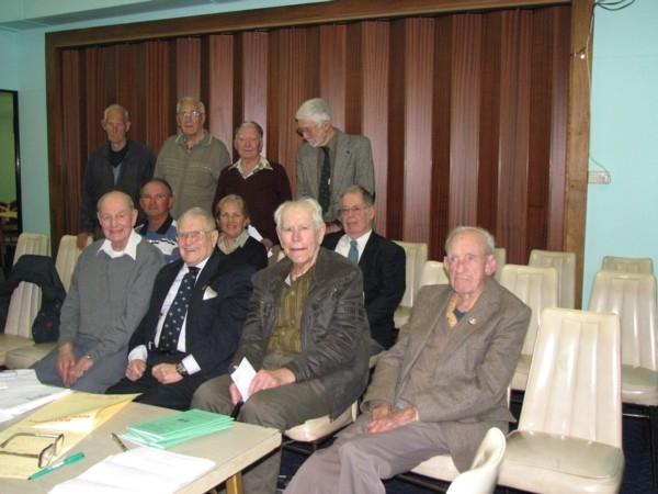 The Elders decide. Sydney 2009