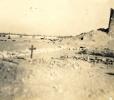 Jack Fuller's Battlefield Grave a lonely desert memorial