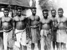 Local recruits Karawop 1945