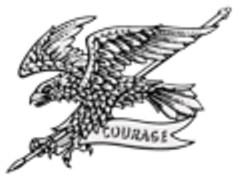 COURAGE MASCOT